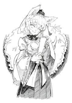 inubashiri momiji ///touhou