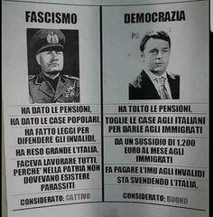 Entra nella vaccheca che raccoglie tutti i meme italiani su Benito Mussolini. Consulta tutte le vaccate, le spiritosagini, i meme e le battute divertenti relative agli idoli della community. Partecipa anche tu pubblicandone di nuovi!
