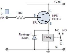 Simple LDR Switch | Electronic | Pinterest | Ldr and Electronics ...
