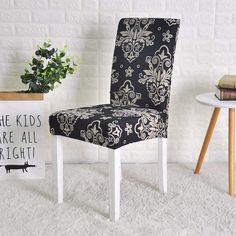 Chair cover Sunny style - Sunailoom Black Chair Covers, Cheap Chair Covers, Stretch Chair Covers, Spandex Chair Covers, Sofa Covers, Dining Room Chair Covers, Dining Chairs, Sofa Chair, Dining Furniture
