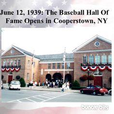 Baseball Hall Of Fame buncee bit