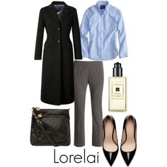 """""""2 X 07 Like Mother, Like Daughter - Lorelai 7"""" by faedissey on Polyvore"""