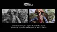 Colorização de imagens do bando de Lampião