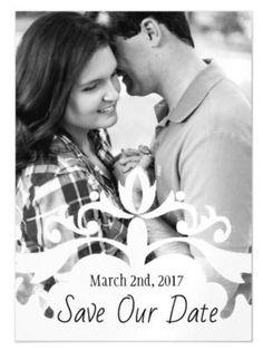 Custom Save The Date Invitations | Custom Wedding Invitations | theMRSingLink