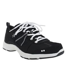 Black Tempo Walking Shoe