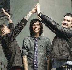 Sleeping With Sirens @Nick Dalby Matthews I'm pinning stuff you know! :D. --- there,are you happy now? Lol I pinned it