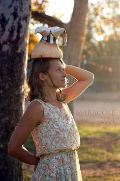 Mara with her hat-1 copy