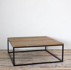 Londal salontafel XL, vierkant