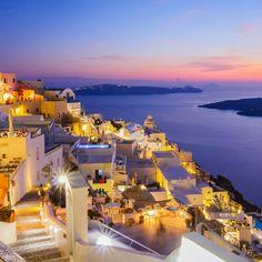 See the Sunset in Santorini Santorini Greece Vacation, Santorini Island, Greece Wallpaper, Greek Culture, Shore Excursions, Tour Operator, Beautiful Places To Visit, Beautiful Islands, Places To Travel