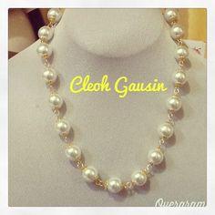 Las perlas nunca pasan de moda