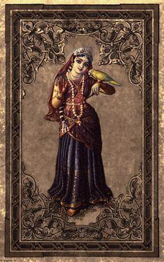 Dandavats | Serving Krishna by Serving Tulasi