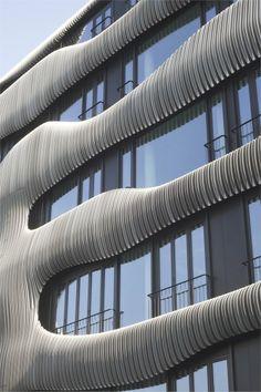 JOH 3 by J. MAYER H. Architects (Jurgen Herman Mayer, Hans Schneider, Wilko Hoffmann and Marcus Blum) / Berlin, Germany - 2012