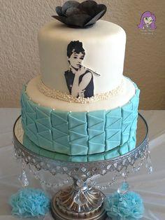 2c69015363 8 Best Audrey Hepburn cake images