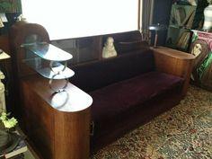 Art Deco Cosy Corner