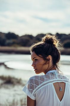 """Liliya Polokhova by David Hauserman for Turquoise Zone """"Into The Wild"""" Lookbook"""