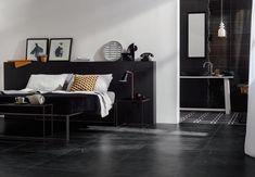 No 1722 Elegant Marble Effect series Mosaic Wall Tiles, Wall And Floor Tiles, Beige Marble, Marble Effect, Interior Inspiration, Flooring, Stone, Modern, House