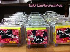Mickey & Minnie - Maletinhas de Pintura