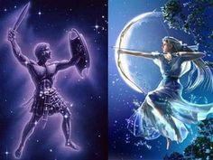 Yunan Mitolojisi: Artemis Efsaneleri: Orion
