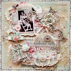 TSC Project by DT member Larissa Albernaz featuring The Bright Side Of Life collection.