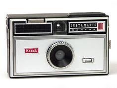 Kodak Instamatic 100...mom had this camera when I was little.