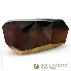 Boca do Lobo Chocolate Sideboard Limited Edition for Fifty Sades of Grey #fiftyshadesofgrey vintage collection