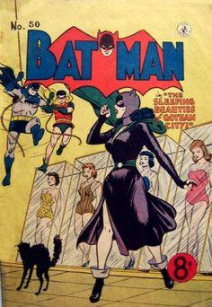 Batman (AUS) (1950-1959) | StashMyComics.com