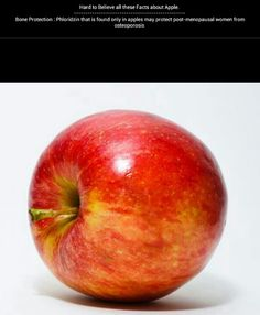 Fact about apples