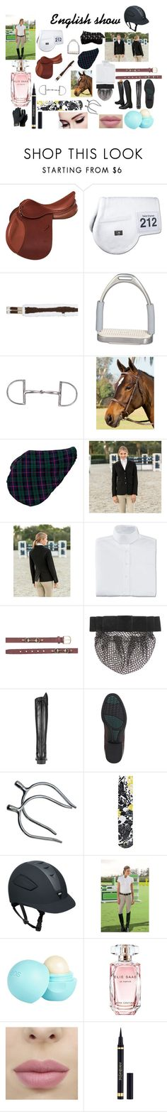 """""""English show"""" by sydneygolden645 on Polyvore featuring Ariat, River Island, Elie Saab and Yves Saint Laurent"""