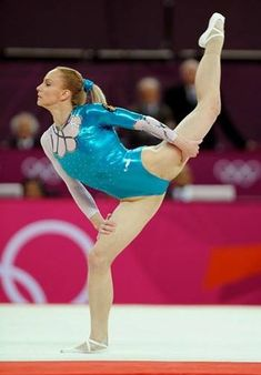 2012 London Olympics: Floor Exercise Final - Sandra Izbasa (Romania)