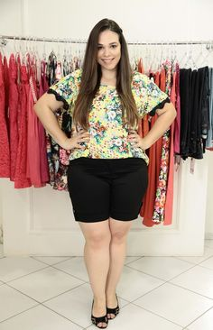 Blogger: Na Clementin #moda #plussize #fashion #plussizeblogger #modaplussize #gg #fashionblogger #naclementin