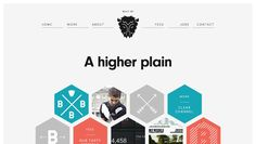 35 Nice Examples of Flat Web Design