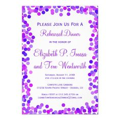ShoppingConfetti Wedding Rehearsal Dinner InvitationsWe provide you all shopping site and all informations in our go to store link. You will see low prices on