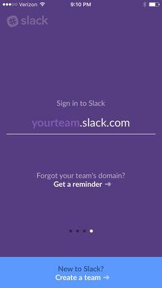 Slack - Team Communication | Pttrns