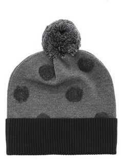 679eb1141dcec Band Of Outsiders Punch Dot Beanie on shopstyle.com Band Of Outsiders