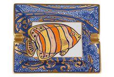 Hermès Fanciful Fish Cigar Ashtray on OneKingsLane.com