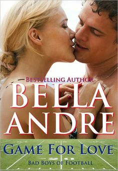Game for Love: Bad Boys of Football,  I liked this one, have not read the first 2 <3 <3 <3 <3