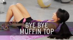 Total Ab Workout: No More Muffin Top :: I do this workout and it is so simple and I'm seeing results!-BT