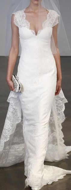 Marchesa Spring Bridal 2014 ♥✤ | Keep the Glamour | BeStayBeautiful