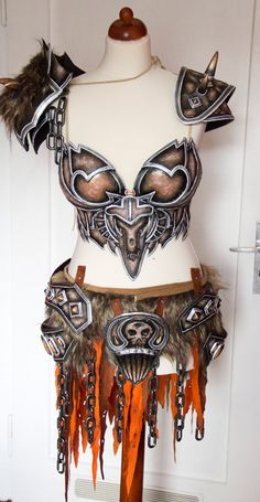 World of Warcraft Armor Costumes | cosplay #World of Warcraft #paladin #costume…