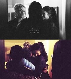 This was meant to last forever, we were supposed to stay together. Caroline, Bonnie + Elena. The Vampire Diaries. ♥