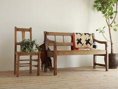 SANTA FE simple bench - Hiromatsu online shop