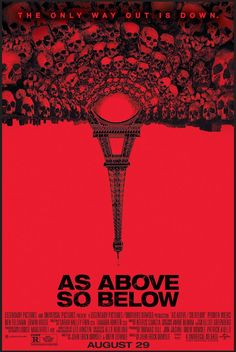 """As Above So Below""> 2014 > Directed by: John Erick Dowdle > Horror / Mystery / Thriller"