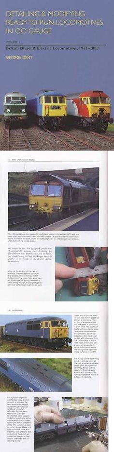 Price Guides 99847: Model Trains Guide British Diesel And Electric Locomotive -> BUY IT NOW ONLY: $31.45 on eBay!