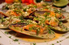 Mejillones a la Vinagreta Te enseñamos a cocinar recetas fáciles cómo la receta de Mejillones a la Vinagreta y muchas otras recetas de cocina..