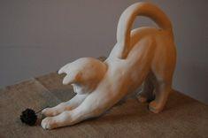 Atelier Sculpture & Modelage: petit chat