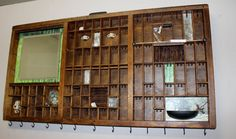 Make A Hanging Jewelry Organizer | Jewelry Organizer Wall Hanging Nature's by BizarreIntentions