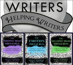 Writers Helping Writers Descriptive Thesaurus Collection