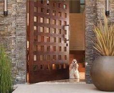 diseño de puertas para exterior para granjas - Buscar con Google
