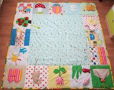 Матрёшкин блог: Развивающие коврики