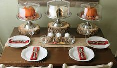 40 Amazing Fall Centerpieces For Dining Room Table - Thumbnail